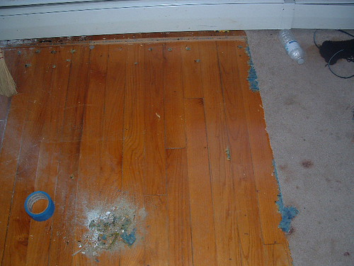 Carpet Removal 002