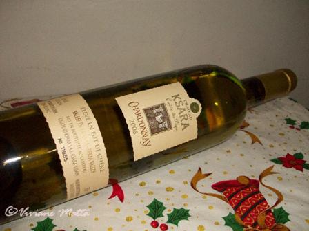 Ksara Chardonnay 2008