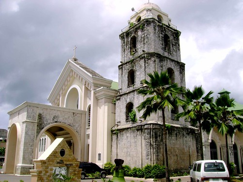 The Cathedral of St. Joseph the Worker which becomes an eye-catching well lighted place during the night time