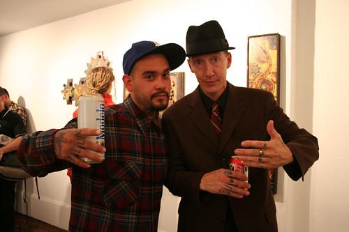 Mr. Adam Flores and Mr. Paul Chatem