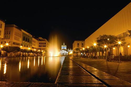 Hospicio Cabañas y fuente Plaza Tapatia