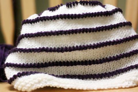 A loot bag Hat.