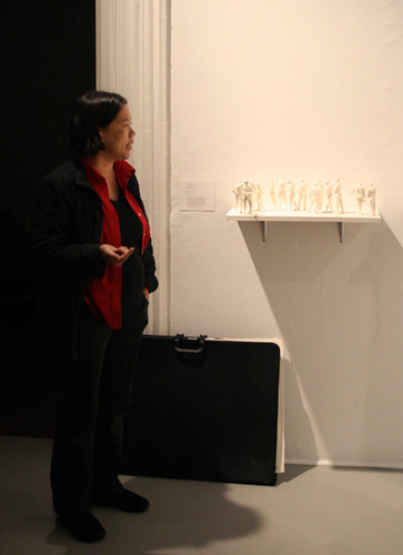 Gallery Talk at the Mills Gallery