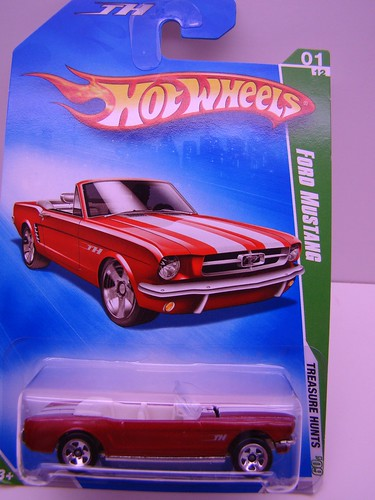 hws TH Ford Mustang