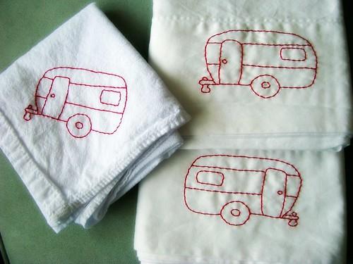 Camper Linens
