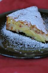 Pear Cream Cake 2