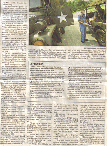 Convention Article