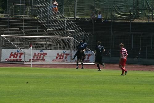 1-0 für Wiedenbrück