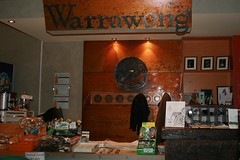 Warrawong Restaurant Entrance