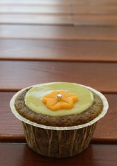 Green Tea Cupcake, batch 2