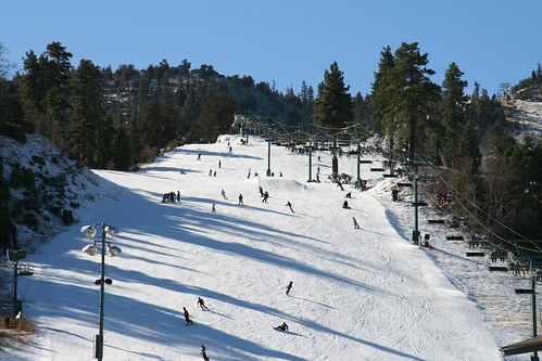 Bear Mountain Early Season