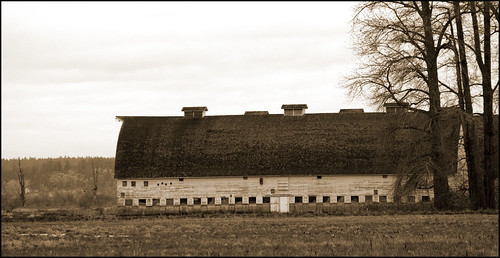 Twin Barns ~ Project 365/323