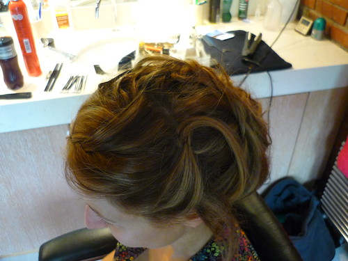 Hair fit for a bride