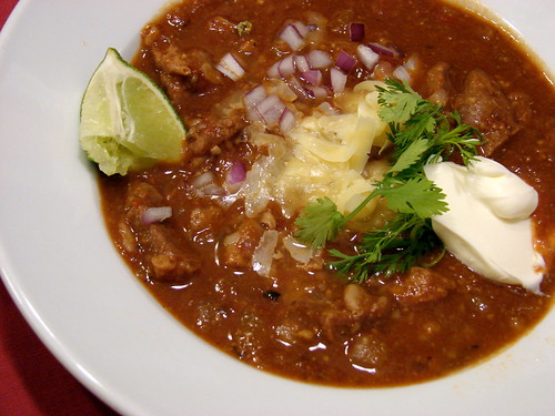 Dinner:  October 2, 2009
