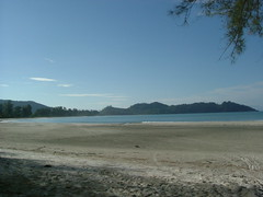 Empty Beach, Koh Payam, Thailand