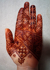 New Moroccan Henna by kenzilicious