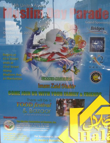 Muslim Day Parade 2009 (and food festival & bazaar)