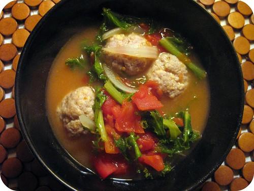 Italian Wedding-ish Soup