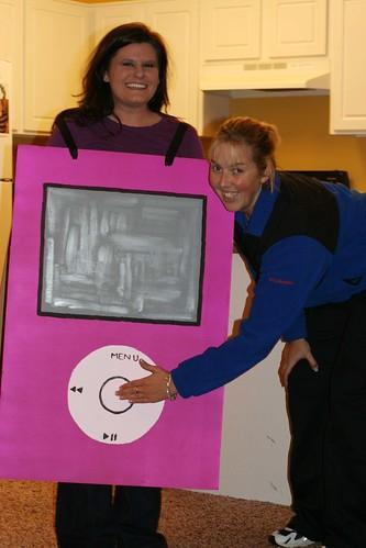 Kelly's Halloween Costume