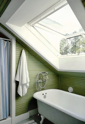 attic bath