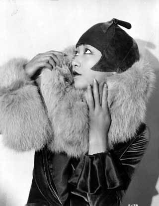 Anna May Wong - Piccadilly - 1929