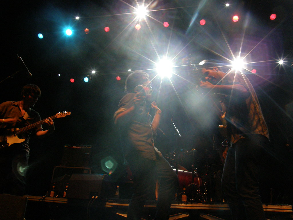 Holger @ Festival Indie Rock, 13/11/09