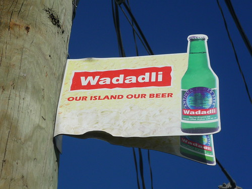 Antiguan beer