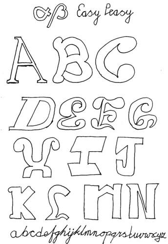 letters, part 3