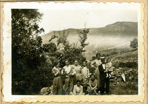 ADACAS - 04-9: Ordás / Nueno, Huesca. 1921-1924