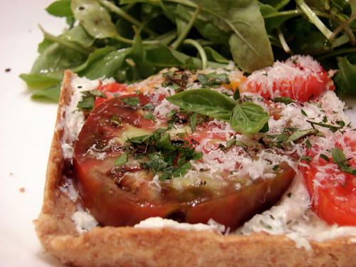 Dinner:  August 3, 2009