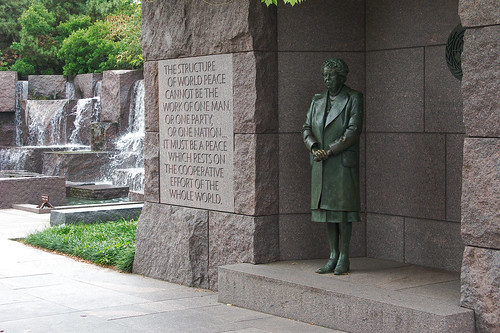 7060 Eleanor, Franklin Delano Roosevelt Memorial, Washington, DC
