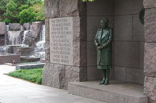 7060 Eleanor, Franklin Delano Roosevelt Memorial, Washington, DC