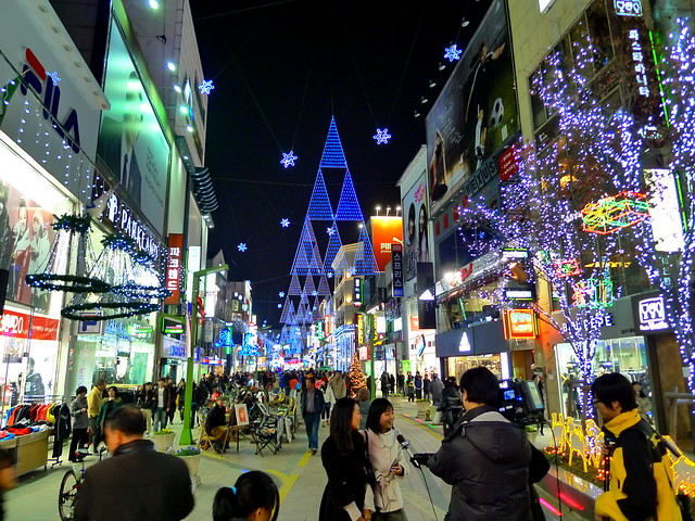 Christmas in Nampo-dong