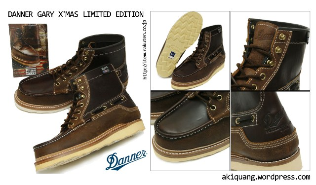 DANNER GARY X'MAS LIMITED EDITION