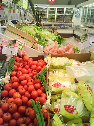 Leader Price Veggies