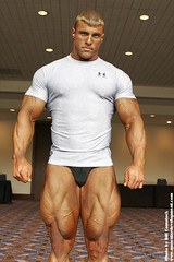 Ty Young, Junior Nationals Bodybuilding, Fitness & Figure Championships 2008 (super heavyweight 7th)