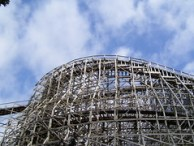 Cedar Point - Mean Streak
