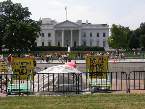 Activism on a Tuesday in D.C.: the legacy caus...