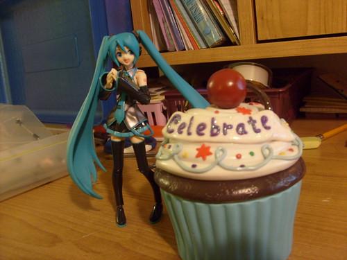 Happy Birthday for Miku!