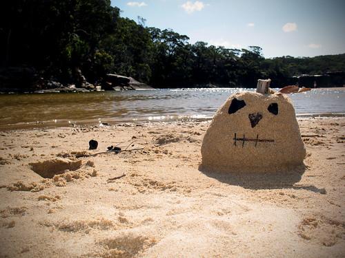 Sand-O-Lantern