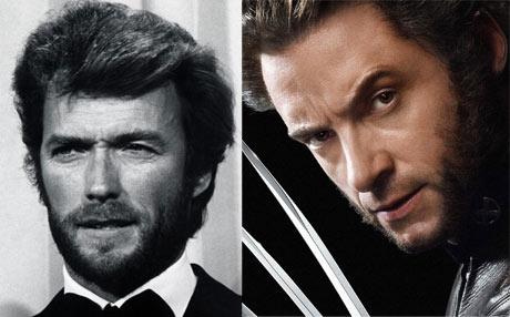 Hugh y Clint