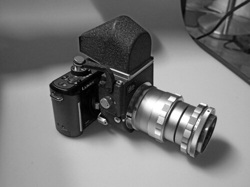 Panasonic Lumix GF1 SLR-Edition