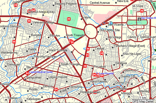 new osm-ph garmin map (release sept-2009) (4/6)