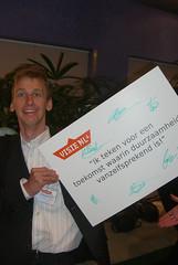 Krispijn Beek tekent voor een toekomst waarin duurzaamheid vanzelfsprekend is