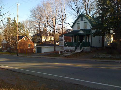 Sky bungalows in Westboro