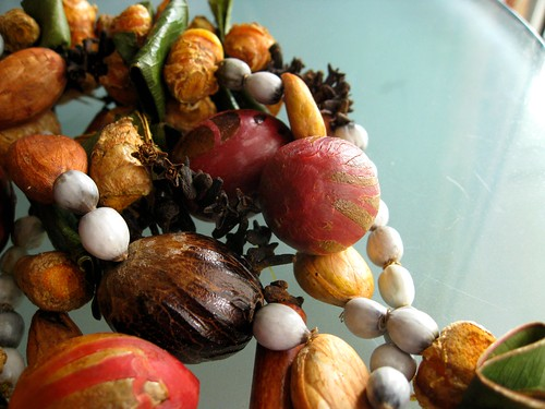 spice necklace from grenada