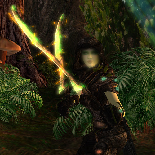 Flora - Blades III
