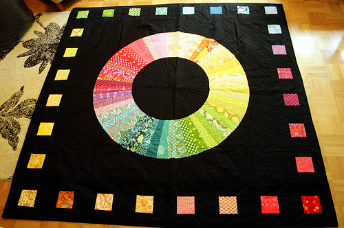 Black Color Wheel done!