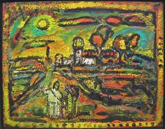Georges Rouault, Fin d'automne, paysage bibliq...