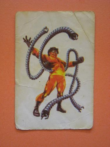 dr. octopus por ti.
